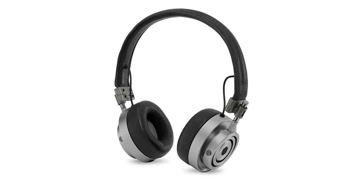 Master & Dynamic MH30 On-Ear Headphones  - Apple