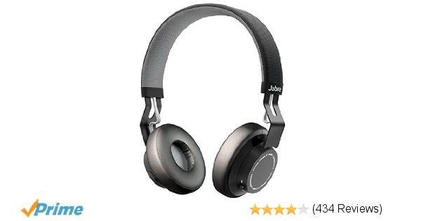 Amazon.com: Jabra Move Wireless Stereo Headset - Black: Cell Phones & Accessorie