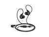 IE60 Noise Isolation Earbud Headphones (Black) - Newegg.com