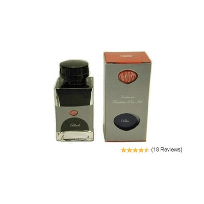 Amazon.com : Aurora 45ML Bottle Ink (Black) : Pen Refills : Office Products