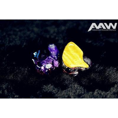 Advanced AcousticWerkes W500 AHMorph Reference Hybrid CIEM | Null Audio