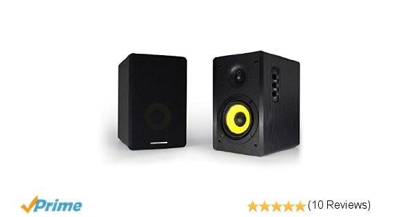 Thonet and Vander Kürbis Bt 300 Watts Wood Hi-Fi Bluetooth 4.0 Speak