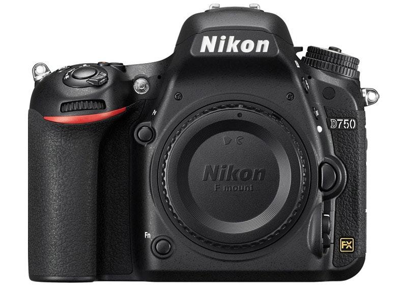 Nikon D750 DSLR Body - DigitalRev