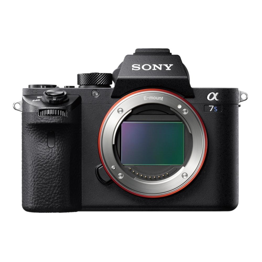 α7S II E-mount Camera with Full-Frame Sensor | ILCE-7SM2 | Sony US
