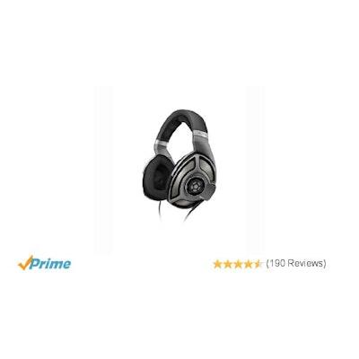 "Amazon.com: Sennheiser HD 700 Headphone (Jack plug ¼"" (6.3 mm) stereo): Electron"