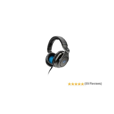 Amazon.com: Sennheiser HD 8 DJ Headphones: Musical Instruments