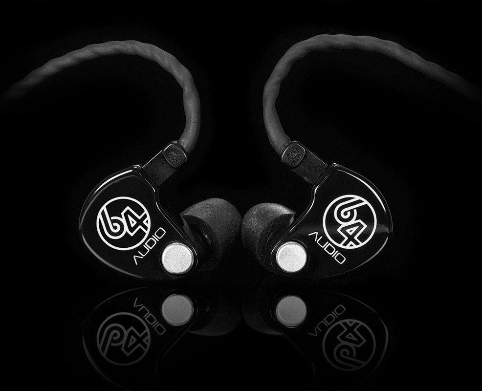 U12   In-Ear Monitors   64 Audio