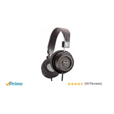 Amazon.com: Grado Prestige Series SR225e Headphones: Home Audio & Theater