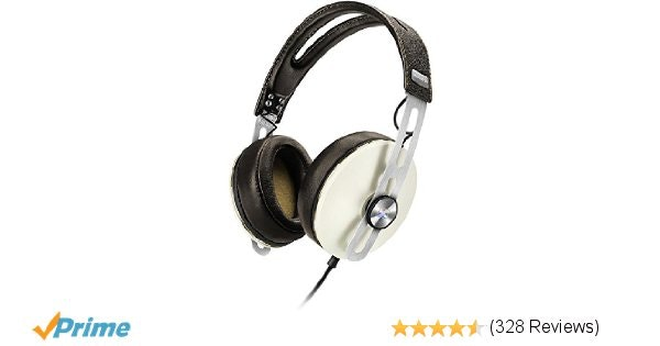 Amazon.com: Sennheiser Momentum 2.0 for Apple Devices - Ivory: Home Audio & Thea