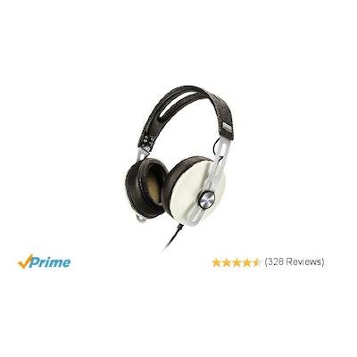Amazon.com: Sennheiser Momentum 2.0 for Apple Devices - Ivory: Home Audio & Thea