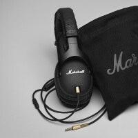 Marshall Headphones Monitor Black   Headphones