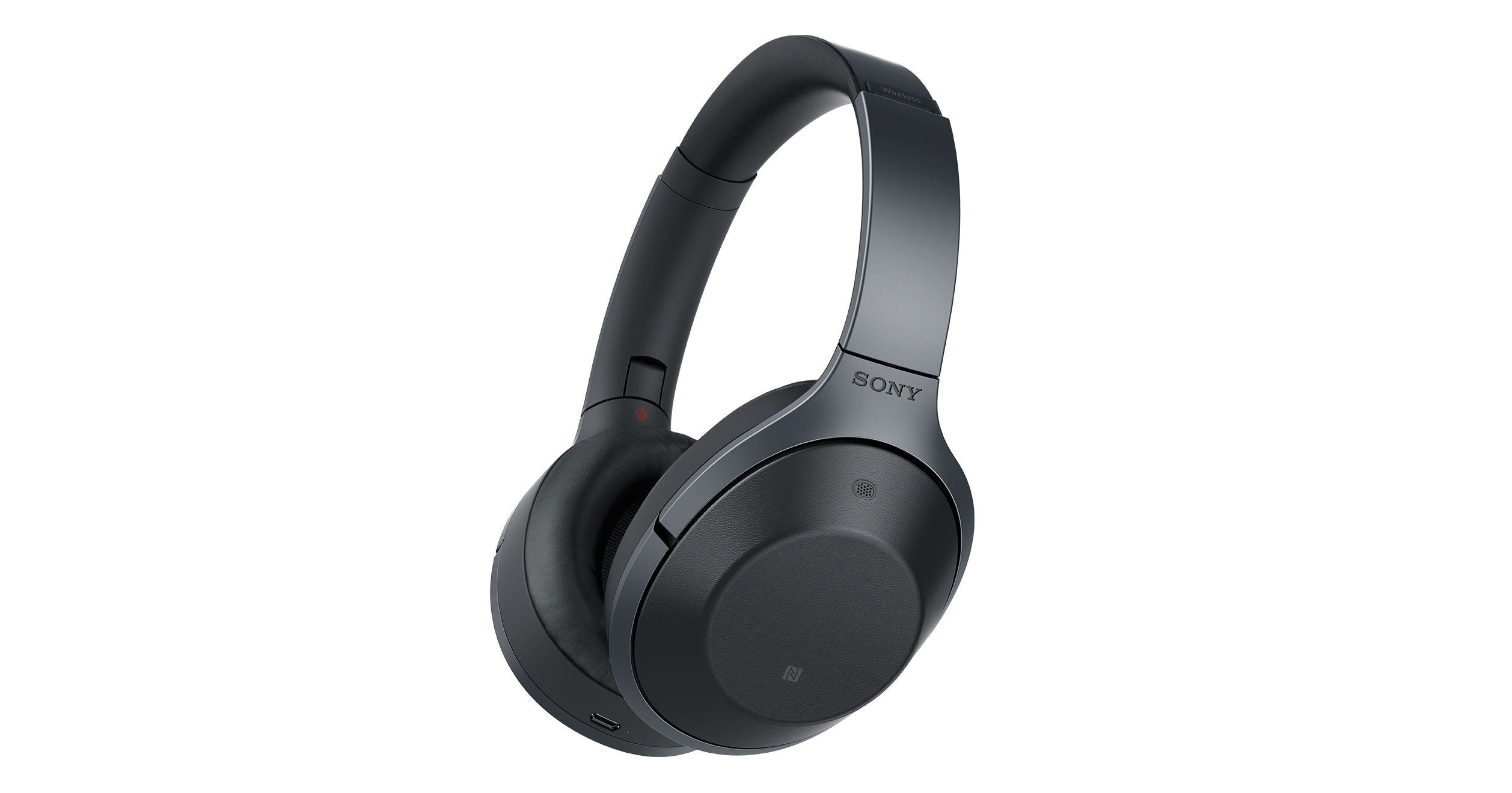 Bluetooth Over-Ear Noise Cancelling Headphones| MDR-1000X | Sony UK