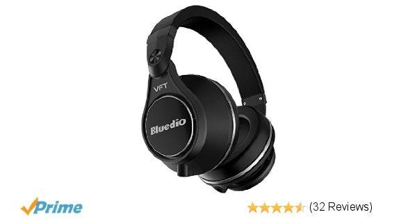 Bluedio U Plus (UFO) Pro Extra Bass Wireless Bluetooth PPS12 Drivers