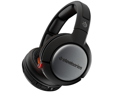 Siberia 840 Wireless Gaming Headset with Bluetooth | SteelSeries