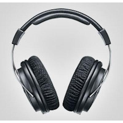 SRH1540 Premium Closed-Back Headphones | Shure Americas