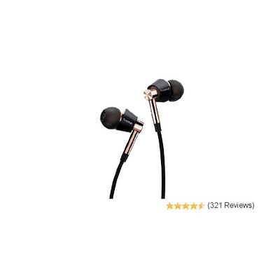 Amazon.com: 1MORE Triple Driver In-Ear Headphones with In-line Microphone and Re