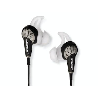 Bose® QuietComfort® 20i Acoustic Noise Cancelling® headphones— Apple® devices