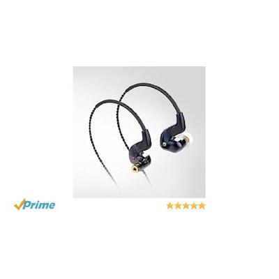 Amazon.com: FLC 8S Hybrid Dual Balanced Armature Dynamic Earphones: Electronics