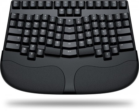 Truly Ergonomic Mechanical Keyboard - Firm Tactile - Model 227 - English - Truly