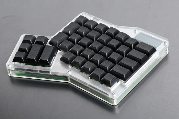 Infinity ErgoDox Ergonomic Keyboard Kit Drop - Massdrop