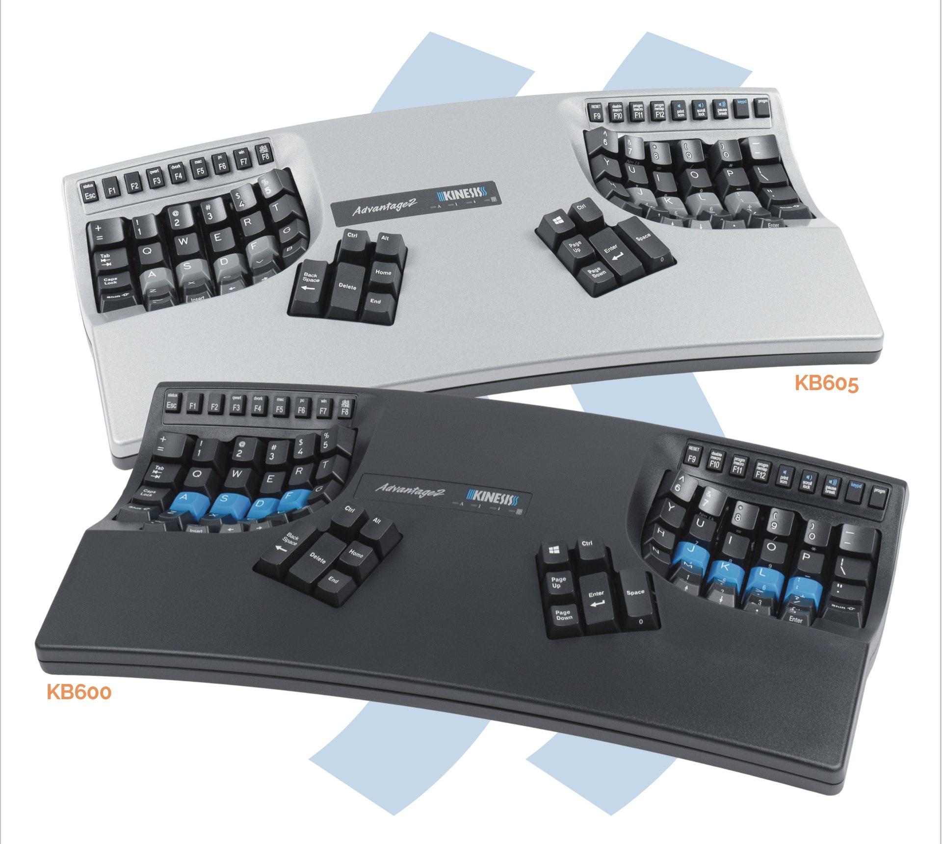 Kinesis Advantage2 (PC & Mac) KB600/605