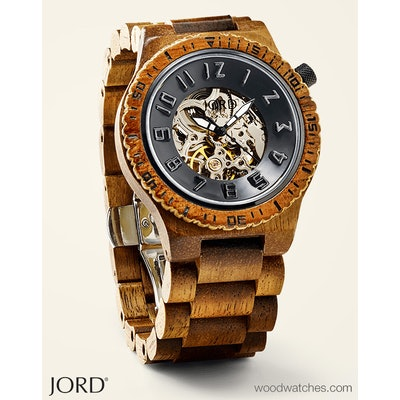 JORD Wood Watches For Men & Women