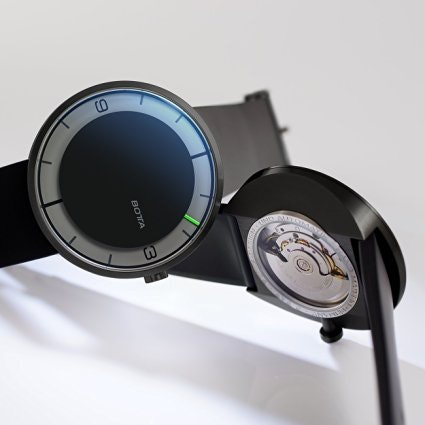 NOVA+ CARBON Automatic from Botta-Design