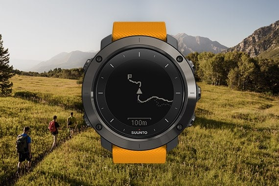 Suunto Traverse Collection – outdoor watches with GPS/GLONASS