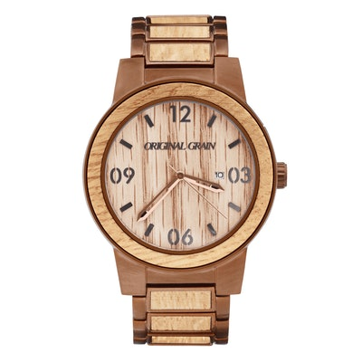 Handcrafted Wood Watches – Original Grain Watches
