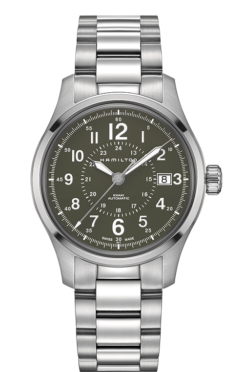 H70595163 - Khaki Field Auto 40mm | Hamilton Watch