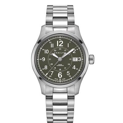 H70595163 - Khaki Field Auto 40mm | Hamilton Watch