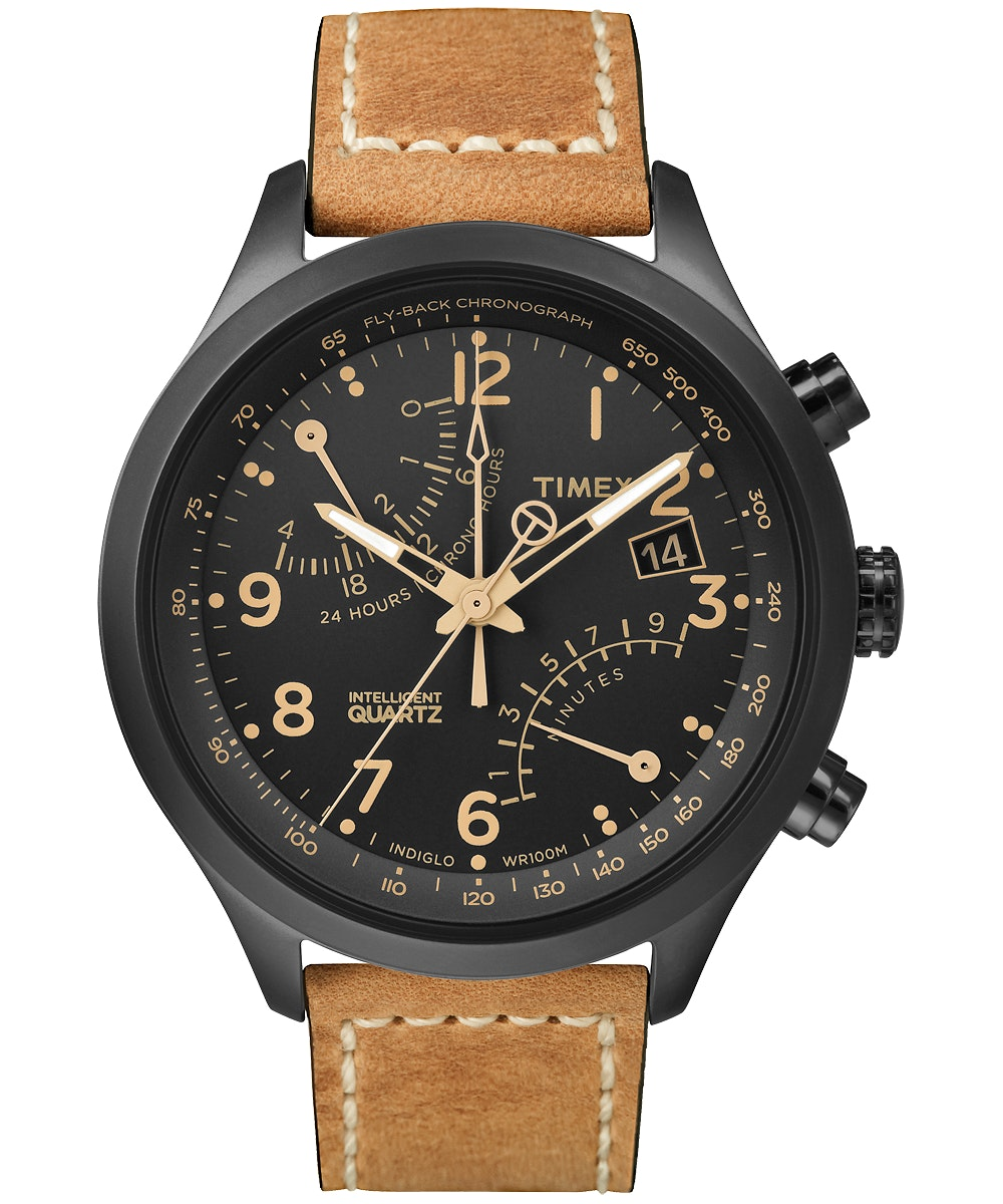 Intelligent Quartz Fly-Back Chronograph | Casual, Dress, and Sport Watches for W