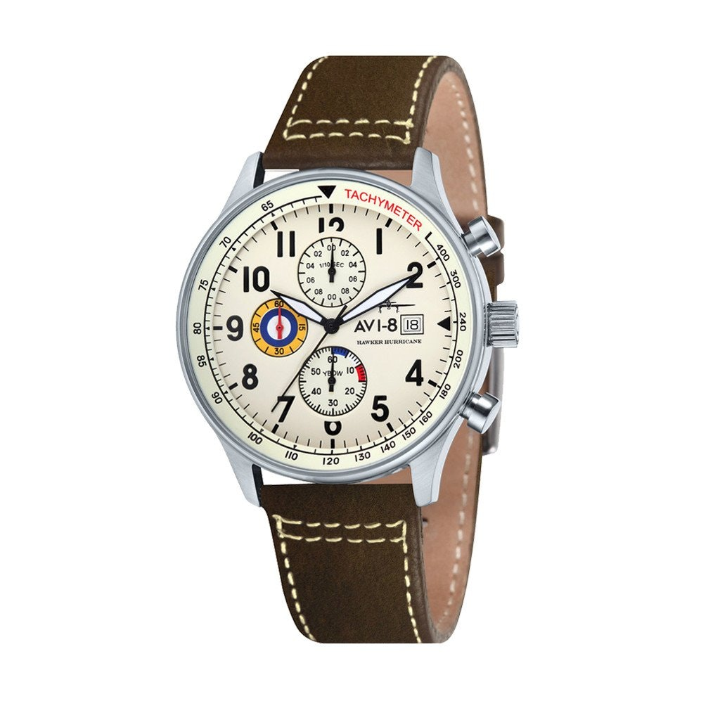 The Official US Store for AVI-8 Watches and Accessories