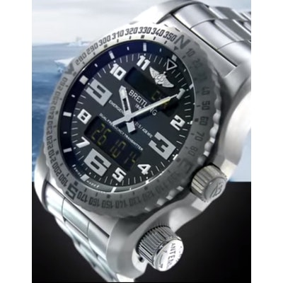 Breitling Emergency with Personal Locator Beacon
