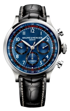 Baume et Mercier Capeland Collection