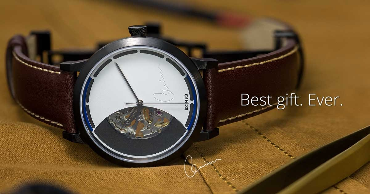 EONIQ | Custom Watch | Design your own mechanical watch