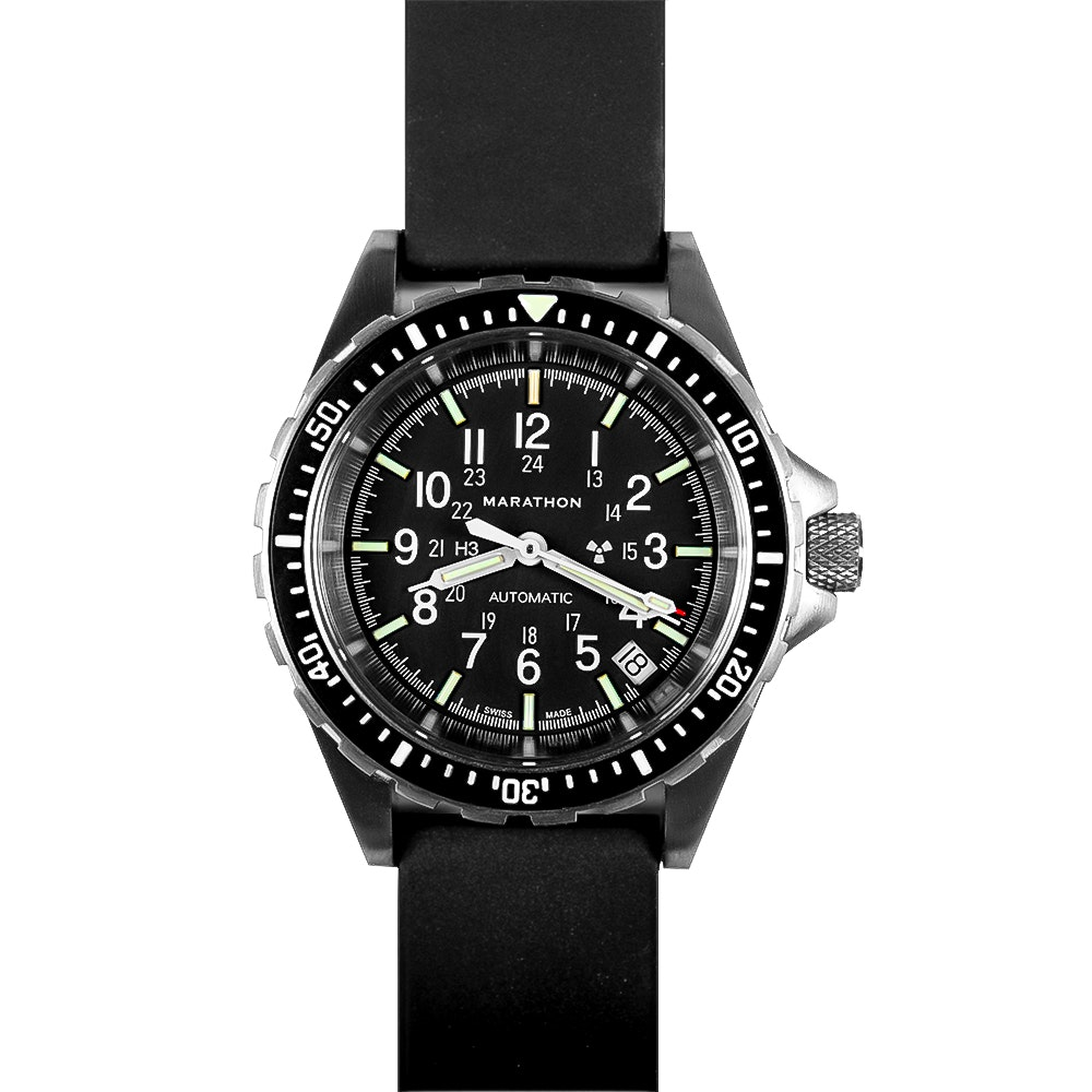 Search & Rescue Medium Diver's Automatic