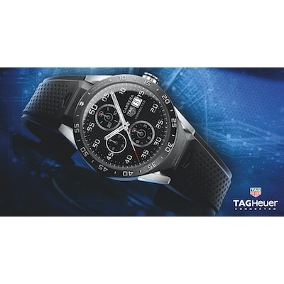 TAG Heuer Connected - The Smartwatch