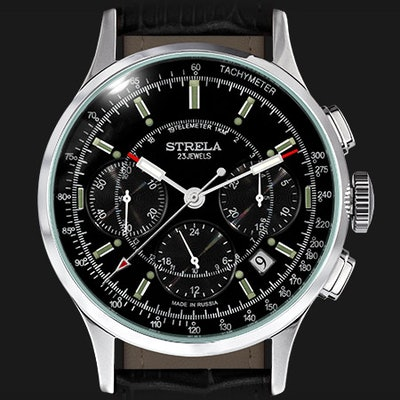 CO38LAB24h - STRELA Watch