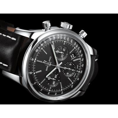 Versions - Breitling Transocean Chronograph - Swiss selfwinding watch