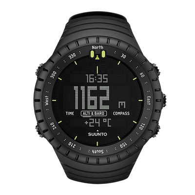 Suunto Core All Black - Outdoor watch with altimeter