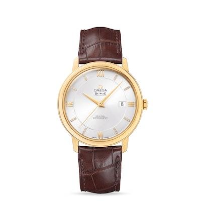 OMEGA Watches: De Ville - Prestige Co-Axial 39.5mm - 424.53.40.20.52.001