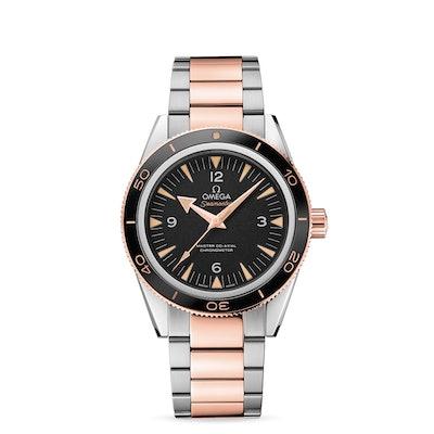 OMEGA Watches: Seamaster - Seamaster 300 Omega Master Co-Axial 41mm - 233.20.41