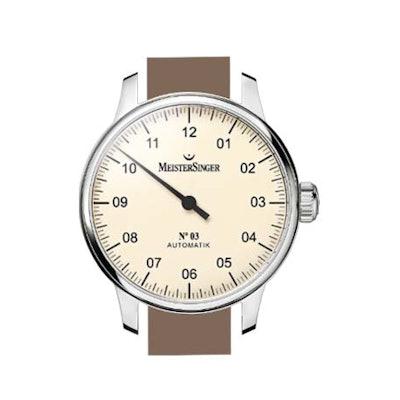 MeisterSinger Einzeigeruhren Array: AM903Single-Hand Watches Models - MeisterSin