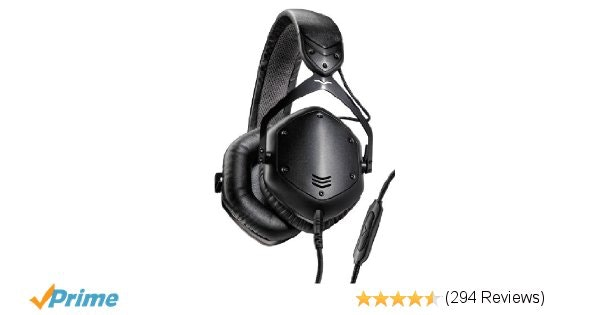 Amazon.com: V-MODA Crossfade LP2 Vocal Limited Edition Over-Ear Noise-Isolating