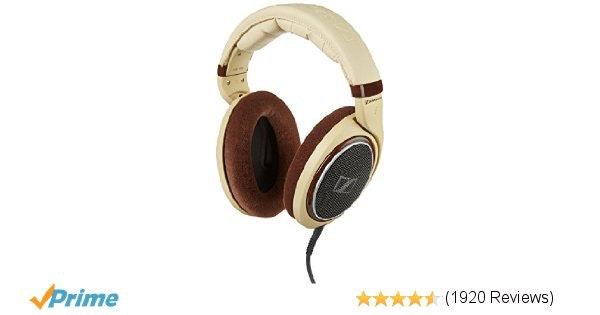 Amazon.com: Sennheiser HD 598 Over-Ear Headphones
