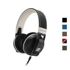 Sennheiser URBANITE XL Over Ear Headphones with integrated microphone
