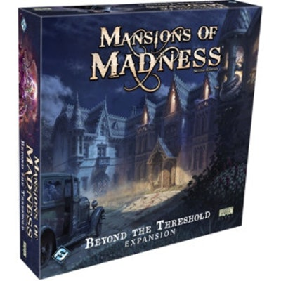Mansions of Madness: 2nd Edition - Beyond the Threshold Expansion