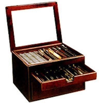 Tooyoka Craft 20 Pen Case with Ink Storage