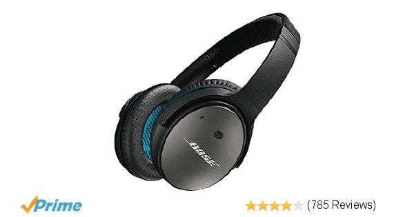 Bose QuietComfort 25 Acoustic Noise Cancelling: Amazon.de: Elektronik